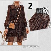 Женское платье свободное легкое 802 Турция
