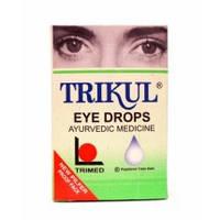 Глазные капли Трикул «Trikul» способствуют сохранению и восстановлению остроты зрения