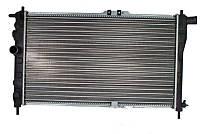 Радиатор охлаждения Daewoo Nexia 1995-2008 (635*380*24mm) МКПП
