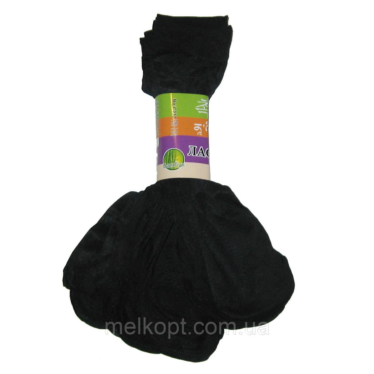 Женские капроновые носки Ласточка - 3,50 грн./пара (черные)