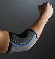 Power System: ELASTIC ELBOW SUPPORT PS-6001 Grey M