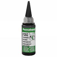 Клей для фиксации подшипников, усиленной прочности Permabond F202 (50мл)