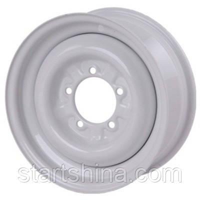 Колесный Диск R15 КрКЗ 6Jx15 УАЗ-3151 (белый)
