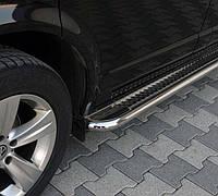 Dacia Logan MCV Боковые площадки Premium d42