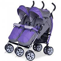 EasyGO Comfort Duo коляска-трость для двойни