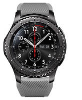 Ремешок 22 мм BeWatch ECO для Samsung Galaxy Watch 46mm | Samsung Gear S3 Темно - серый (1021114.3), фото 1