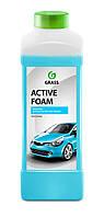 GRASS Авто шампунь для бесконтактной мойки авто Active Foam 1 л.