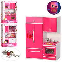 Мебель QF26212-3-4PW кухня,33см,звук,свет,продукты,посуда,3вида,бат(табл),в кор,27-35-9,5см
