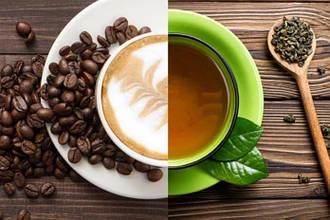 Как перейти с кофе на чай