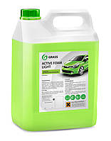 GRASS Авто шампунь для бесконтактной мойки авто Active Foam Light 5 kg.