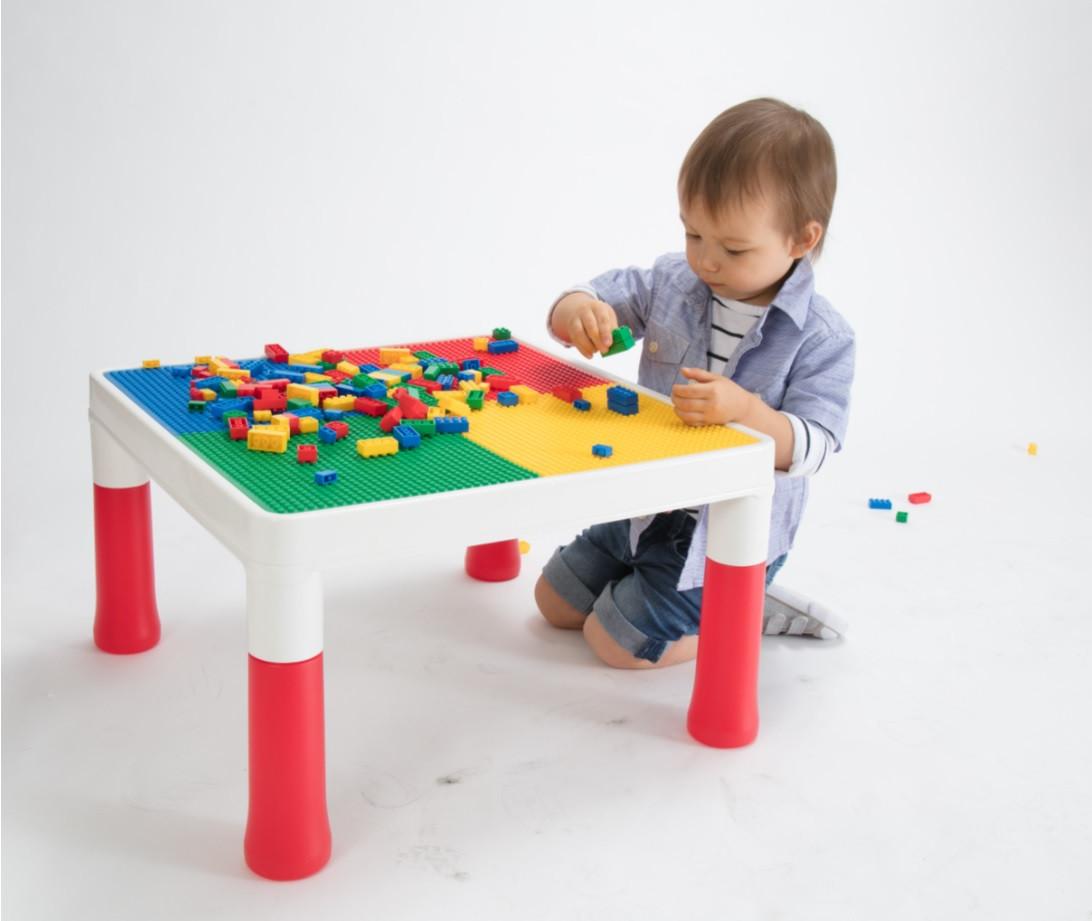 Столик для конструктору (без наповнення)