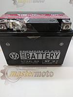 """Аккумулятор 12V 3А кислотный 113-70-85mm  UTX4L-BS  """"VLAND"""", фото 1"""