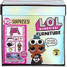 L. O. L. Surprise Спальня намет LOL Furniture 3S Sleepover with Sleepy Bones Оригінал MGA, фото 5