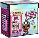 L. O. L. Surprise Спальня намет LOL Furniture 3S Sleepover with Sleepy Bones Оригінал MGA, фото 6