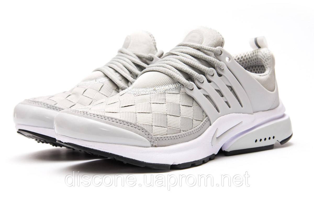 Кроссовки женские 11074 ► Nike Air Presto, серые ✅SALE! 32% [ 38 39 ] ► (38-24,0см)
