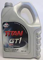 Моторне масло FUCHS TITAN GT1 EVO 0W-20 4л