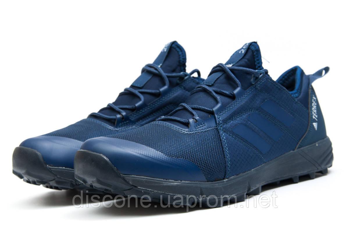 Кроссовки мужские 11812 ► Adidas  Terrex, темно-синие ✅SALE! 39% [ 41 43 ] ► (41-26,0см)