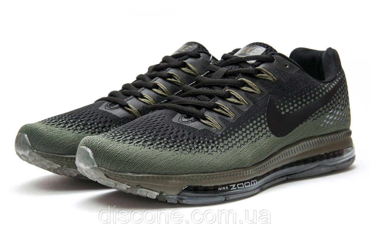 Кроссовки мужские 12632 ► Nike Zoom All Out, хаки ✅Скидка 25% [ 41 ] ► (41-26,2см)