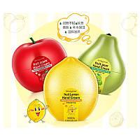 Крем для рук отбеливающий лимонный BIOAQUA Fruit Lemon Hand Cream