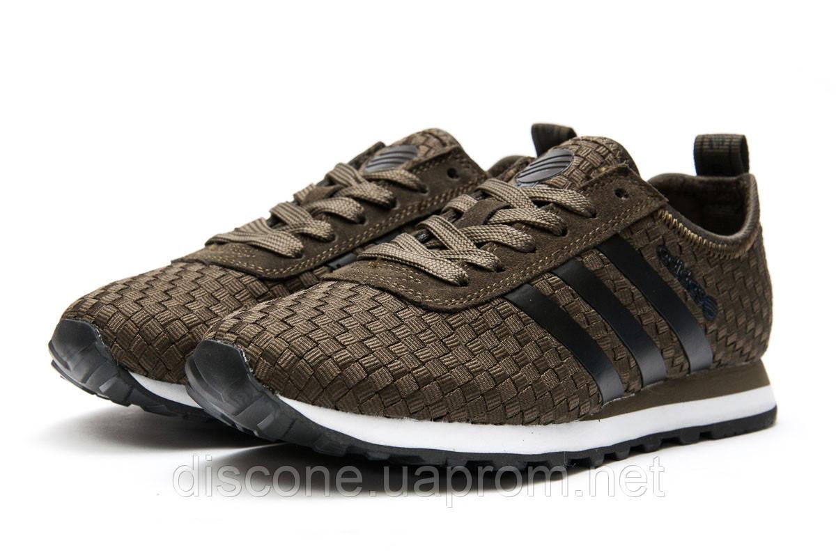 Кроссовки женские 13412 ► Adidas Lite, хаки ✅SALE! 31% [ 38 39 41 ] ► (38-23,8см)