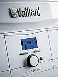 Газовий котел Vaillant turbo Вайлант turbo TEC pro VUW 242/5-3H (турбований), фото 4
