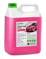GRASS Авто шампунь для бесконтактной мойки авто Active Foam Effect 6 kg.