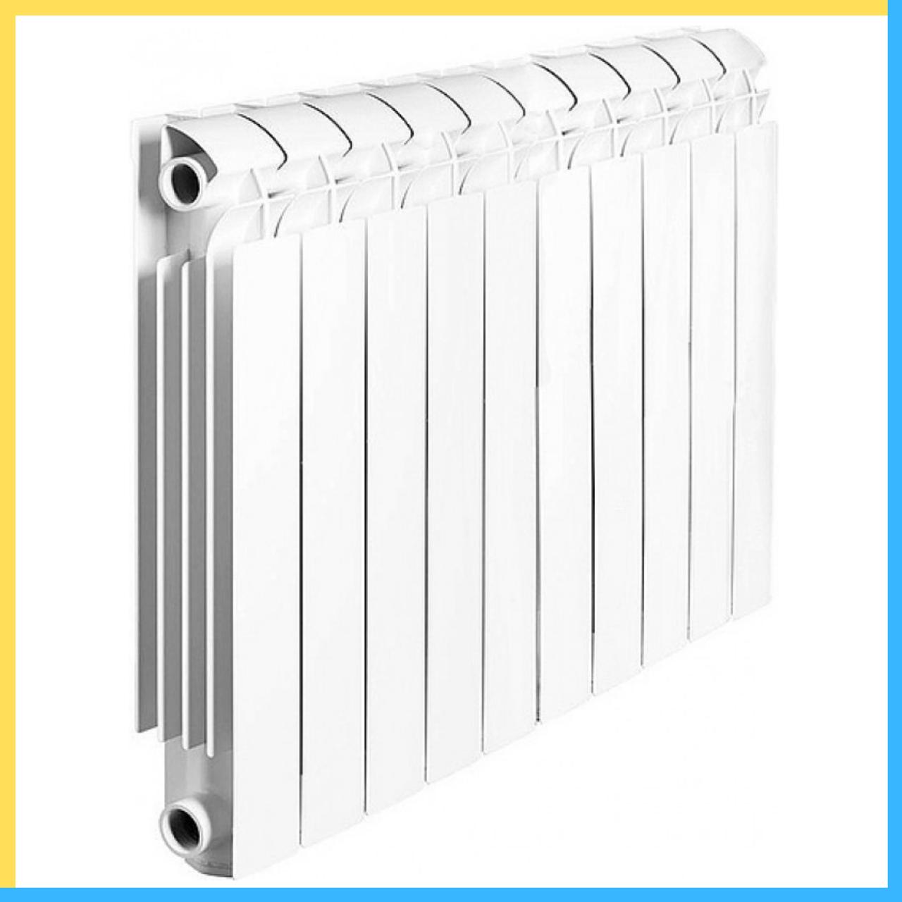 Алюминиевый радиатор Global Vox R 100/800
