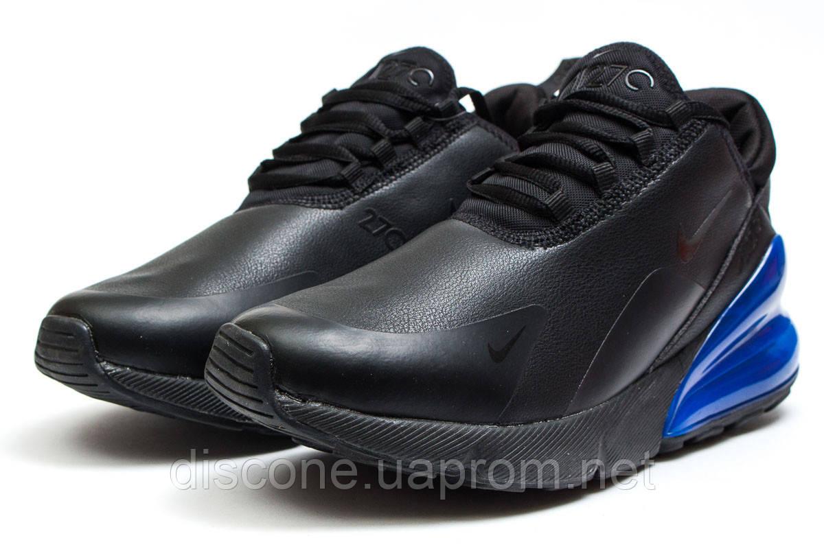 Кроссовки мужские 14021 ► Nike Air 270, черные ✅Скидка 25% [ 42 44 ] ► (42-26,4см)