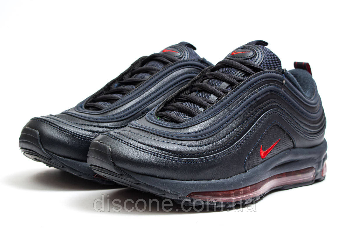 Кроссовки мужские 14173 ► Nike Air Max 98, темно-синие ✅Скидка 27% [ 46 ] ► (46-29,0см)