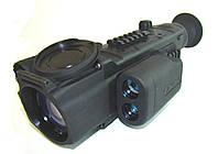 PULSAR Digisight LRF N870 - цифровой прицел ночного видения с дальномером и крепл.