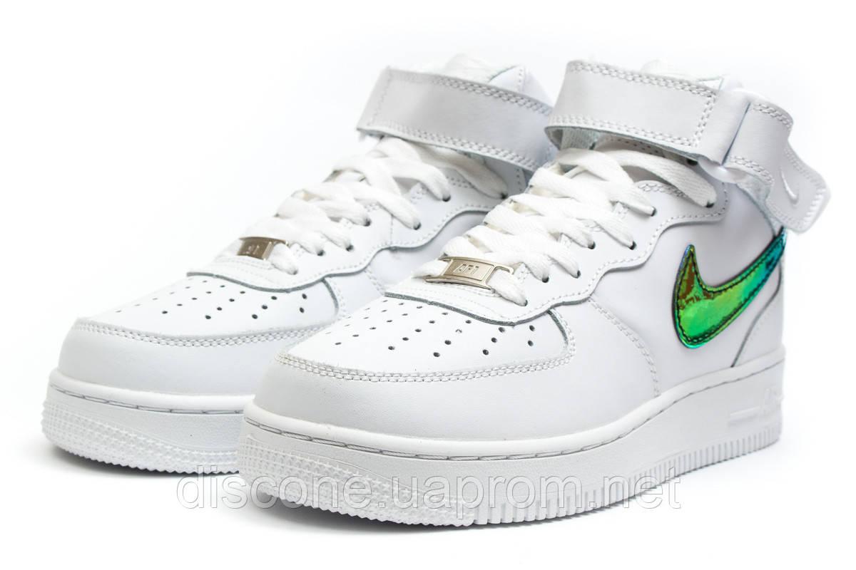 Кроссовки женские 14371 ► Nike  Air Force 07, белые ✅Скидка 29% [ 37 ] ► (37-23,8см)