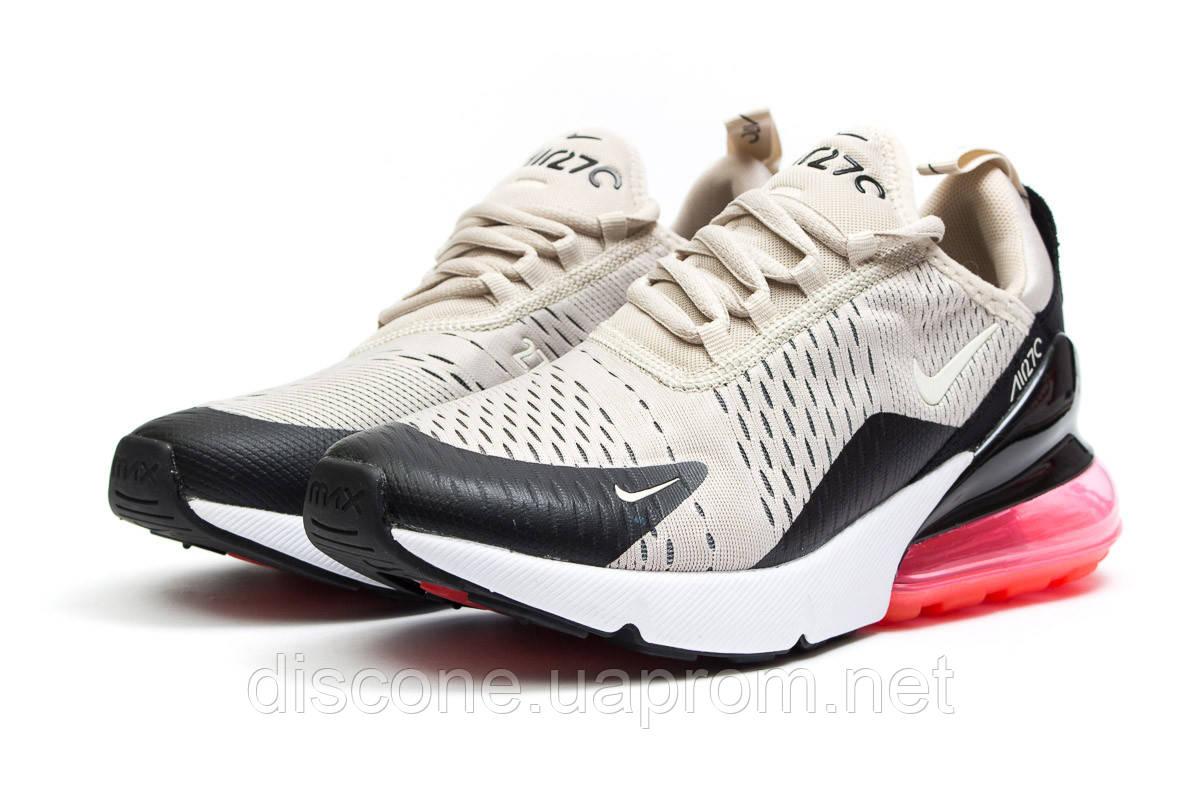 Кроссовки мужские 14536 ► Nike Air 270, серые ✅SALE! 35% [ 41 43 ] ► (41-25,4см)