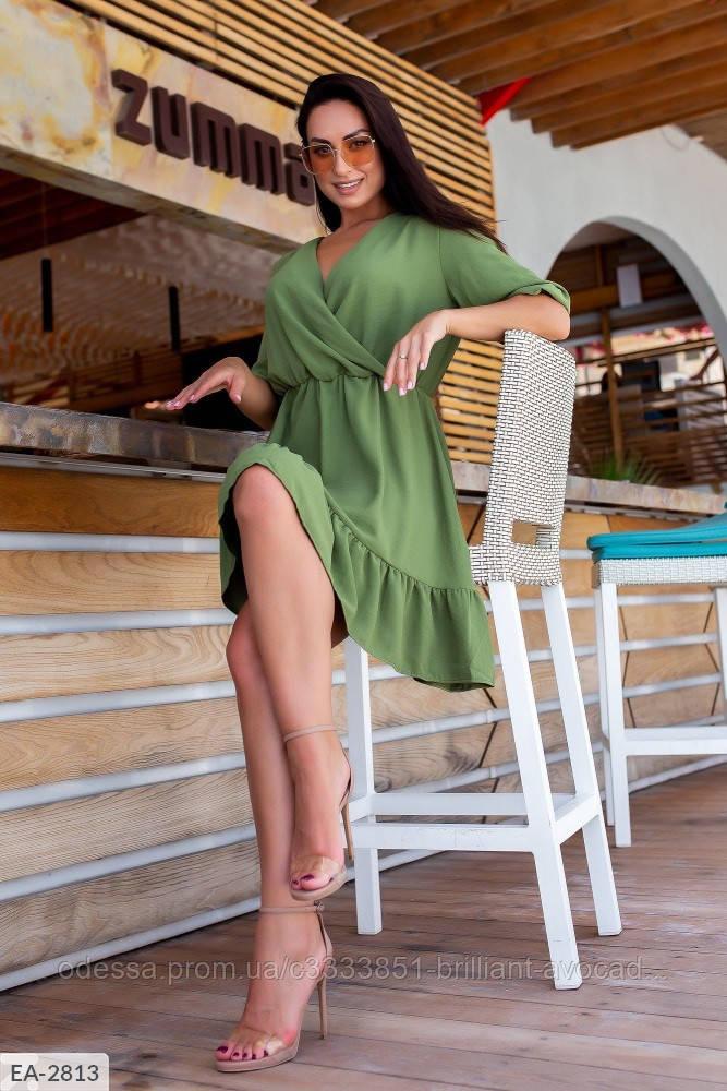 Крутое женское платье больших размеров в  разных цветах