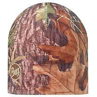 Шапка BUFF Reversible Hat (зима), mossy oak obsession military/orange 108920.846.10.00