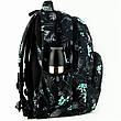 Рюкзак для девочки подростка ортопедический Kite Education цветы K20-903L-3, фото 2
