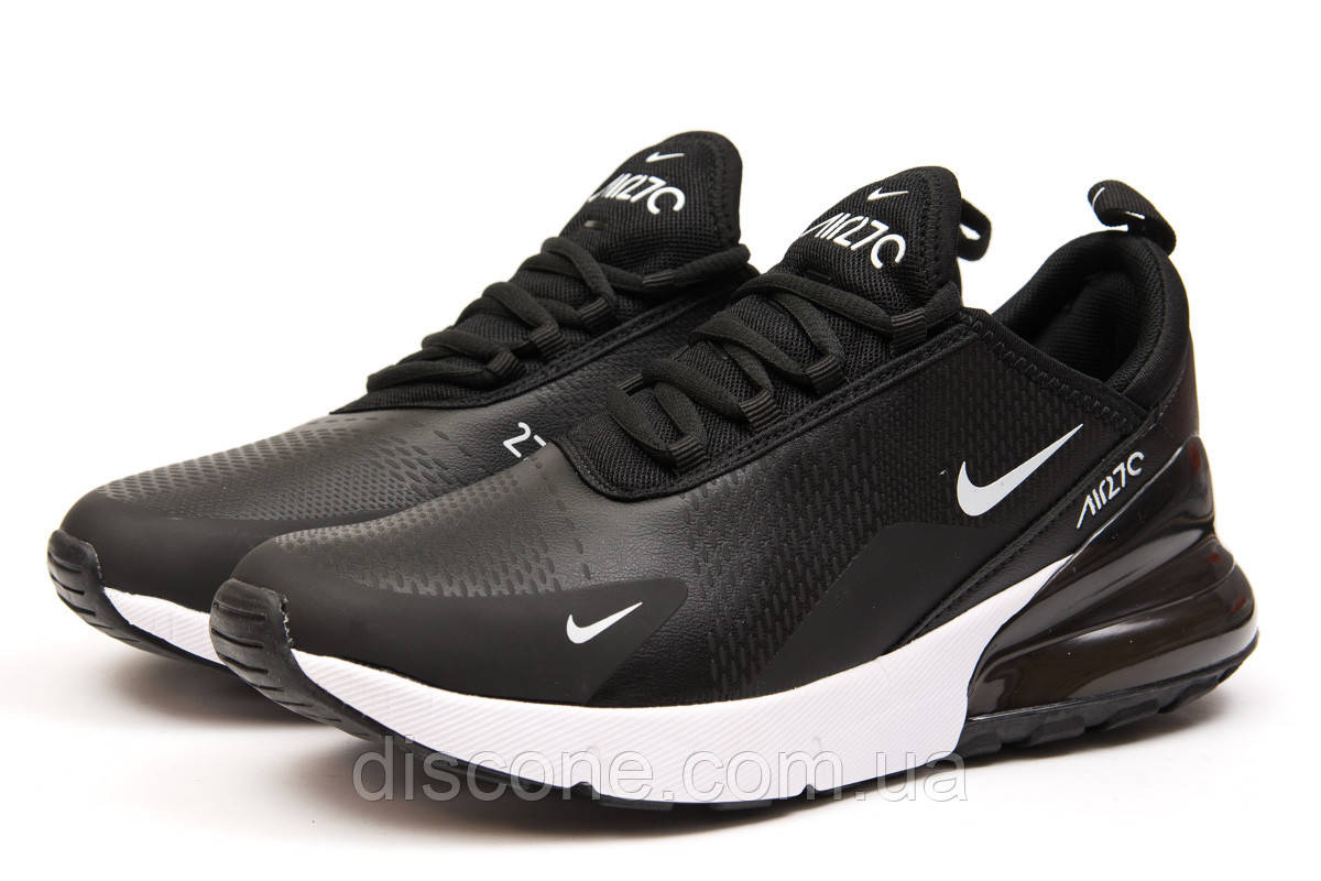 Кроссовки мужские 15302 ► Nike Air 270, черные ✅Скидка 28% [ 44 ] ► (44-28,0см)
