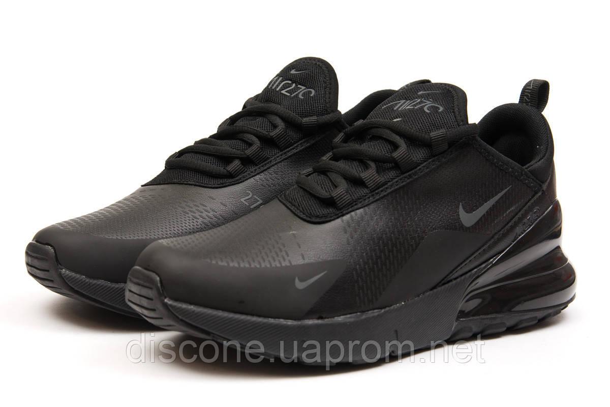 Кроссовки мужские 15303 ► Nike Air 270, черные ✅Скидка 28% [ 42 43 44 ] ► (42-26,8см)