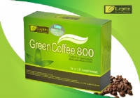 Зеленый кофе Leptin Green coffee 800 18 пактурбосл