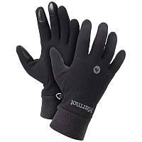 Перчатки мужские MARMOT Power Stretch Glove, черные (р.XXL)