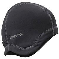 Шапка женская MARMOT Wm's power stretch linet hat, черная