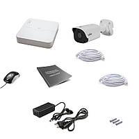 Комплект IP видеонаблюдения Uniview 1OUT 4MEGA