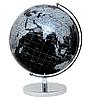 Глобус 20 см диаметр Темно - Синий