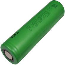Аккумулятор литиевый Sony NMC 18650 VTC5 (3.7V, 30A, 2600mAh)