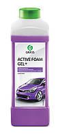 GRASS Авто шампунь для бесконтактной мойки авто Active Foam Gel Plus 1 л.