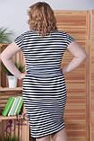 """Платье """"Элина"""". Большие размеры, фото 3"""