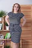 """Платье """"Элина"""". Большие размеры, фото 4"""