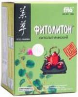 Фитолитон чай №20.Мочекаменная болезнь, Желчекаменная болезнь, Диурез, Заболевания мочеполовой системы