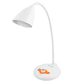 "Лампа наст. ""Small sun"" 12+20SMDЗУ USB 3р. вбуд.акум. №ZY-E2/2948 white"
