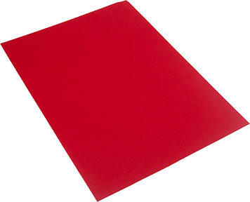 Папір для дизайну Colore A4 №29/16F4229 rosso 200г/м2,черв,дрібне зерно Fabriano(10)