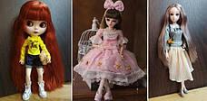 Шарнирные куклы, Барби, Айси (Блайз), BJD рост 60 см, одежда и аксессуары для них